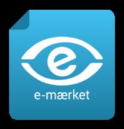 E-mærket godkandt