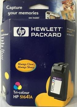 hp 41 farve
