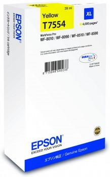 epson t7554 yellow xl