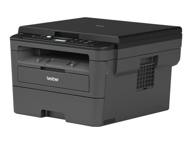 Brother DCP-L2530DW monokrom laserprinter med wifi og douplex